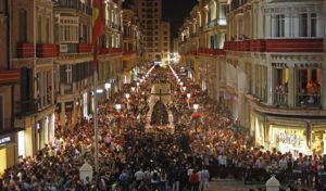 Transfer Taxi - Semana Santa Easter in Malaga
